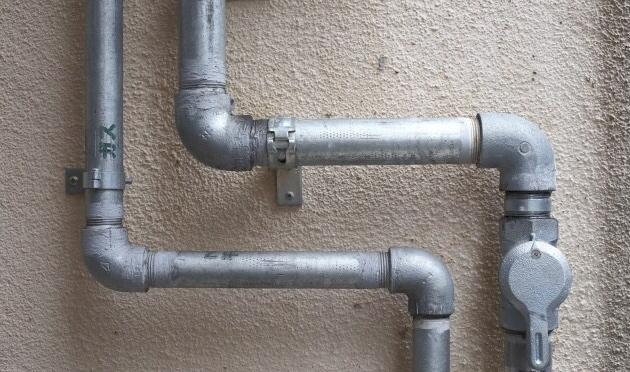ガス配管サイズの選定について
