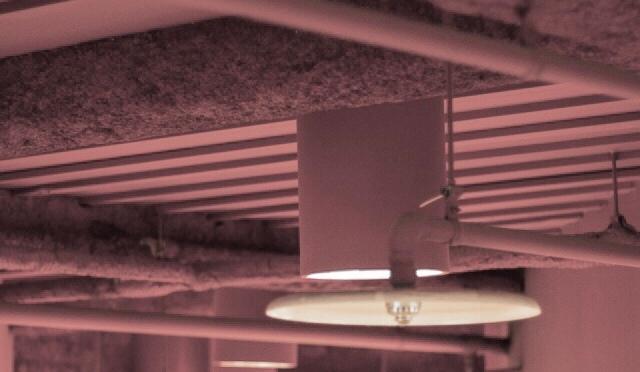 スプリンクラーヘッドと周辺部材について